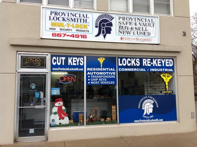 Provincial Locksmith